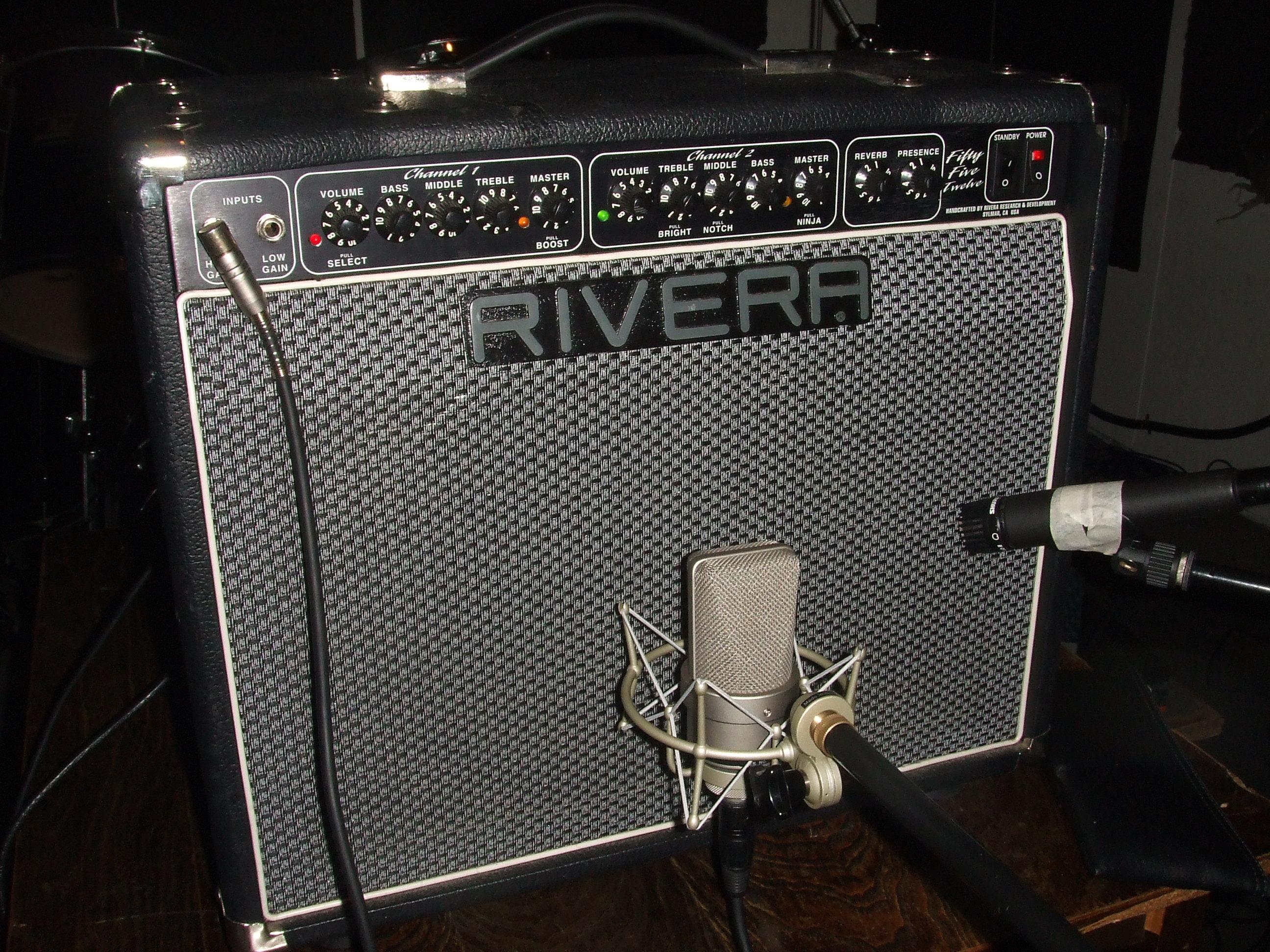 Rivera r55